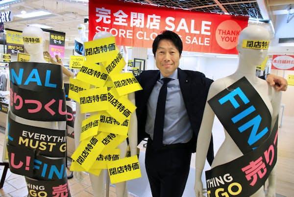 ゴードン・ブラザーズ・ジャパンの田中健二社長