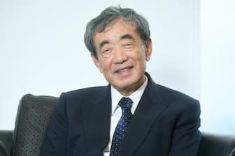 松本晃氏は、カルビーの社員に「学ぶ楽しさを伝えたかった」と話す