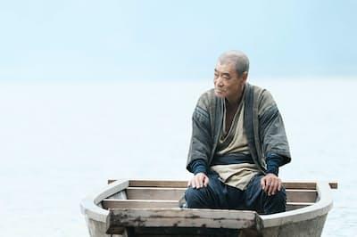 東京・新宿の新宿武蔵野館ほかで公開(C)2019「ある船頭の話」製作委員会