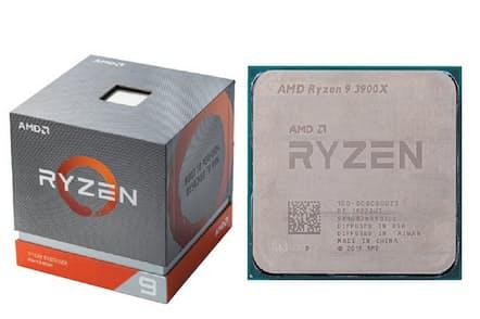 「ゼン2」コアを搭載した「ライゼン3000」シリーズ。製造プロセスが微細化したことにより省電力化を実現。動作周波数の向上や3次キャッシュメモリーの倍増などに加え、現在最強といわれる分岐予測技術「TAGE(テイジ)」を採用している