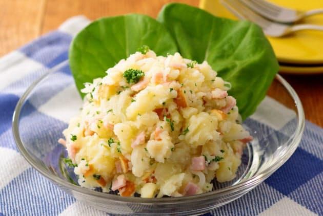 大人 の ポテト サラダ