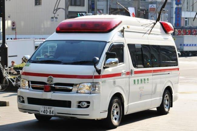 救急車の到着までどのくらいかかる? 写真はイメージ=(c)Lucian Milasan-123RF