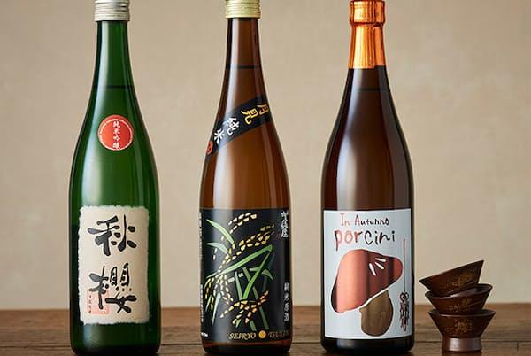 ほとんどの酒蔵が出荷する秋の限定酒「ひやおろし」と「秋上がり」。2つの違いとは?(NikkeiLUXEより)