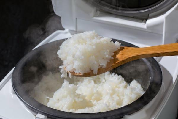 炊飯器の販売が好調だ(写真はイメージ=PIXTA)