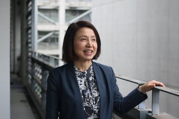 東京大学TLOの本田圭子副社長は約5年をかけて弁理士の資格を得た