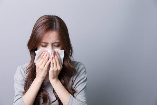 インフルエンザの流行はこのまま全国に拡大するのだろうか。写真はイメージ=(c)Shao-Chun Wang-123RF