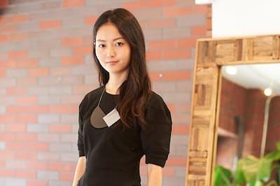 ウツワ代表取締役のハヤカワ五味さん