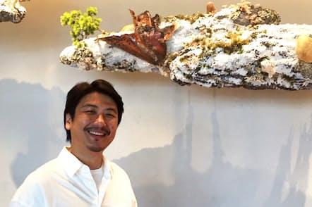 「富錦樹台菜香檳(フージンツリー)」を手がけた富錦樹グループ創立者、呉羽傑(ジェイ・ウー)さん