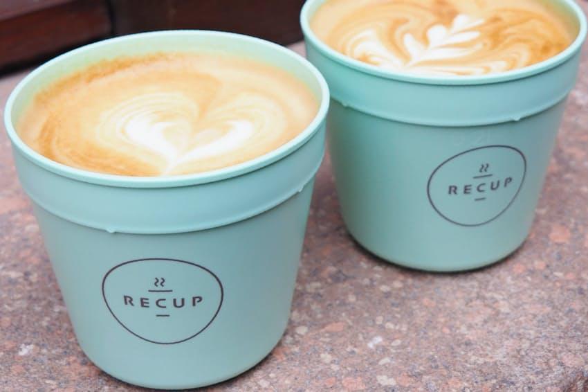 「リカップ」は3000店舗で使える
