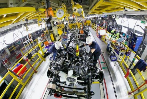 トヨタの米テキサス工場