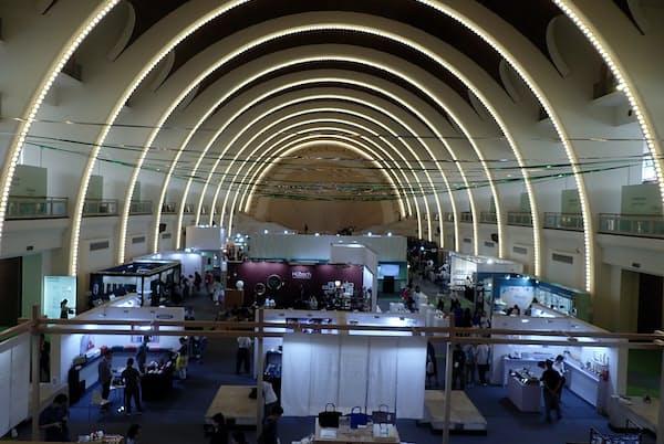 上海市で開催された国際見本市「インテリアライフスタイル チャイナ」