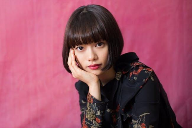 映画『楽園』で湯川紡役を演じた杉咲花さん