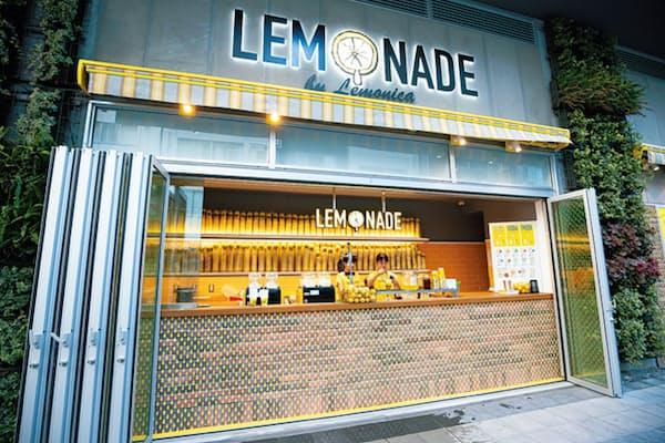 渋谷ストリームにも出店しているLEMONADE by Lemonica(東京都渋谷区)