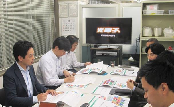 ・取引先企業向けにSDGsへの取り組みも含めた経営コンサルティングを提供