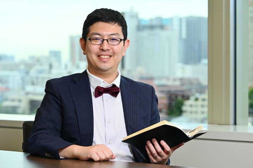日本総合研究所 創発戦略センタースペシャリストの黒田一賢氏