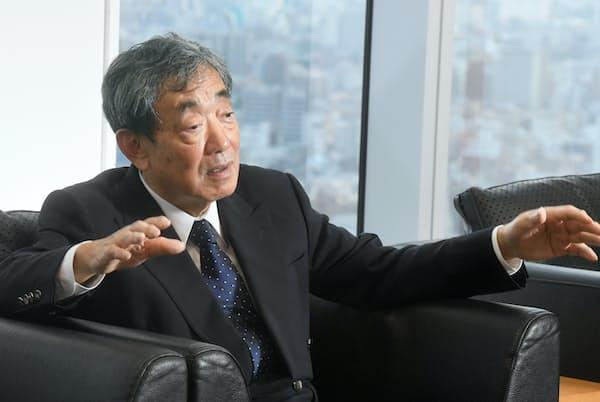 松本晃氏は「米国人の人の動かし方は、実に上手だと思った」と明かす