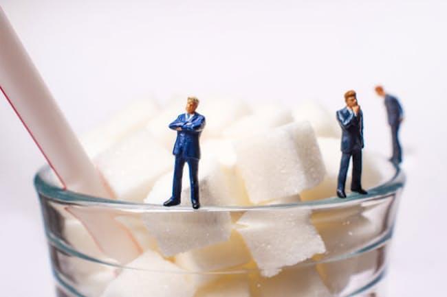 加糖飲料は高血圧や糖尿病のリスクと関係することは知られていた。写真はイメージ=(C) mackoflower-123RF