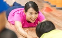 イニシアスの「運動療育」。専門性の強い人材確保に知恵を絞っている