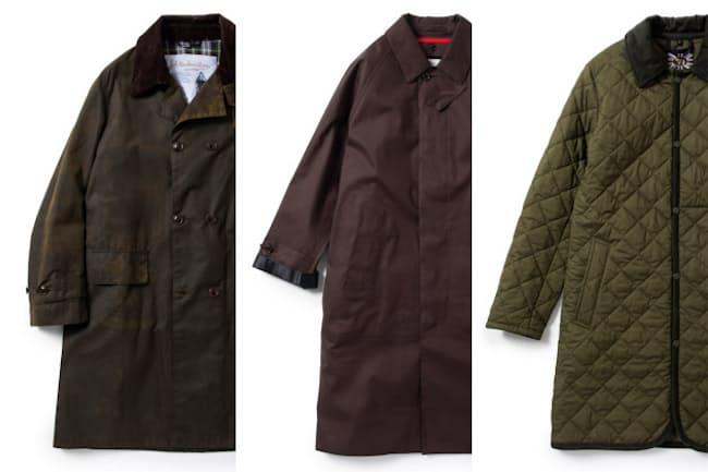 オンとオフ両方に使えるうえに、長く着られるトラディショナルな英国ブランドのコートを紹介する