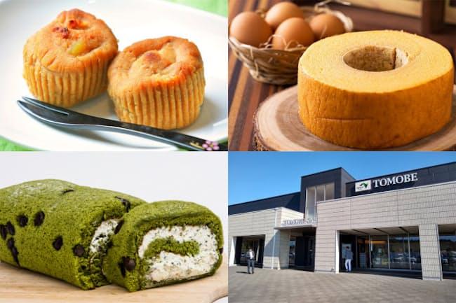 高速道路のSAやPAで買える、地元食材を使ったスイーツを紹介する