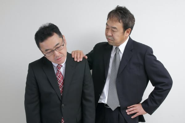 上司との人間関係が理由の「不満転職」は癖になりやすい。写真はイメージ =PIXTA