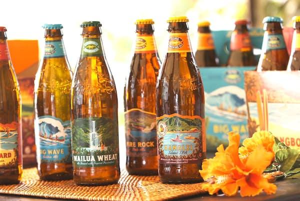 ハワイ島の西海岸にある「コナ・ブリューイング」が醸造