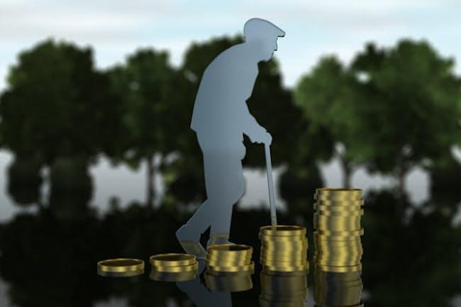 ショーペンハウアーが「老後のお金不安」にズバリ回答(?)します(写真はイメージ=PIXTA)
