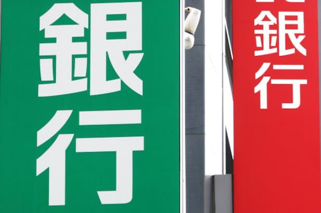 金融機関の経営環境は厳しさを増している(写真はイメージ)