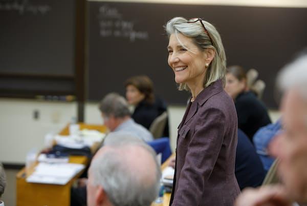 ハーバードビジネススクールのエイミー・エドモンドソン教授