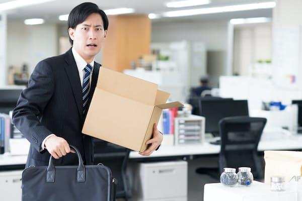 怒りや不満に任せた急な転職は準備不足に陥りやすい。写真はイメージ=PIXTA