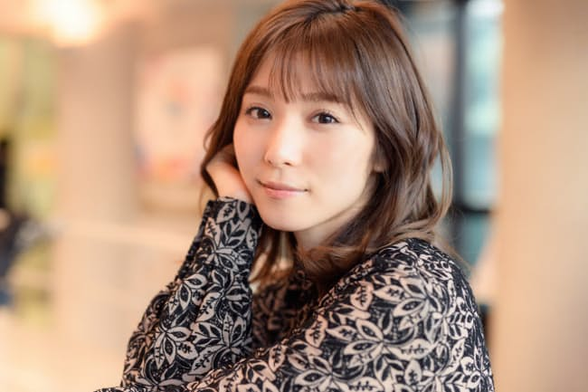 出演映画の公開が相次ぐ松岡茉優さん
