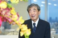 取締役営業本部長の立場で多くの採用面接に臨み、人材の目利き力を養った松本晃氏