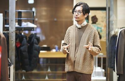 EDIFICE新宿店  三浦健司さん