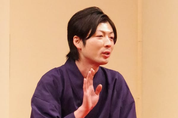 立川談洲さん