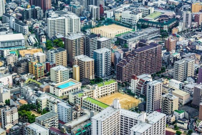 好立地のマンションへの需要は根強い(写真はイメージ=123RF)
