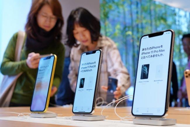iPhone 11シリーズの出足は好調だ
