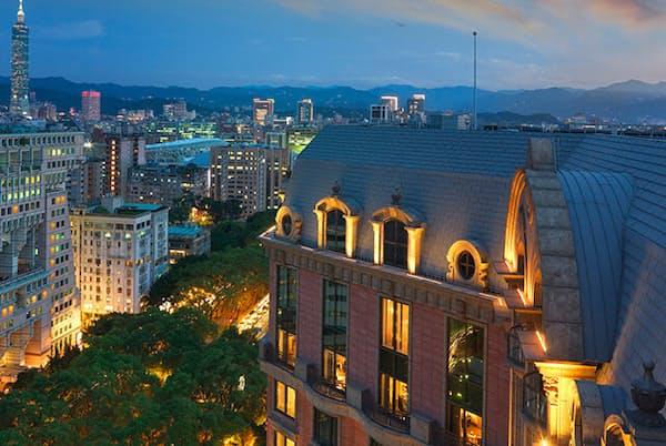 ホテル通も虜になる、マンダリン オリエンタル 台北の魅力を徹底レポート(NikkeiLUXEより)