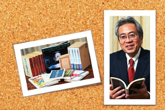 吉田智誉樹氏と座右の書・愛読書