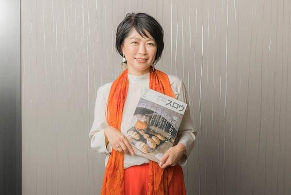 北海道の芸能事務所クリエイティブオフィスキュー社長・伊藤亜由美さん