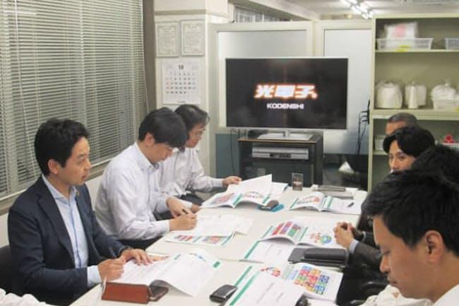 取引先企業向けにSDGsへの取り組みも含めた経営コンサルティングを提供