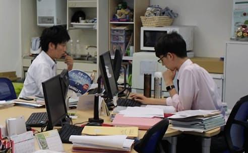 アライツ社労士事務所では自宅利用型テレワークを推進している