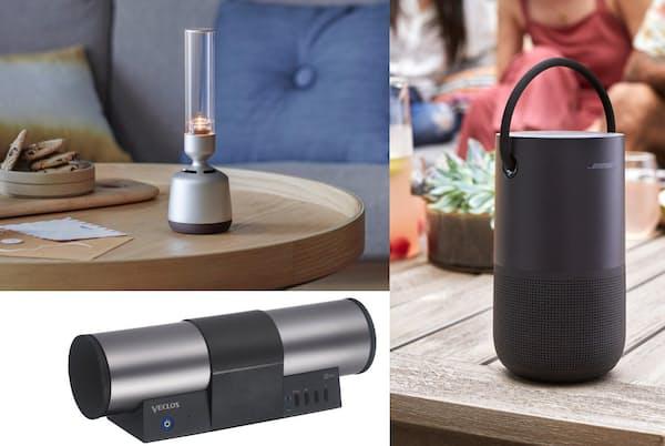 Bluetooth経由で高音質なサウンドを楽しめるスピーカー3台を紹介する