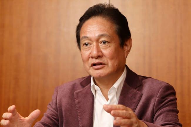 ピーチ・アビエーションの井上慎一CEO