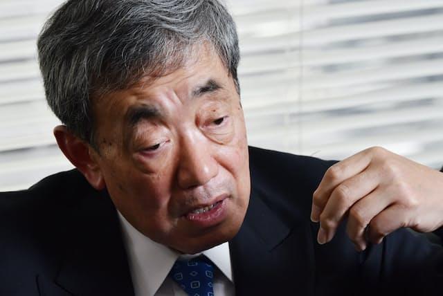 松本晃氏は「転職先の会社のビジョンが自分の価値観に合っているかが大事」と強調する