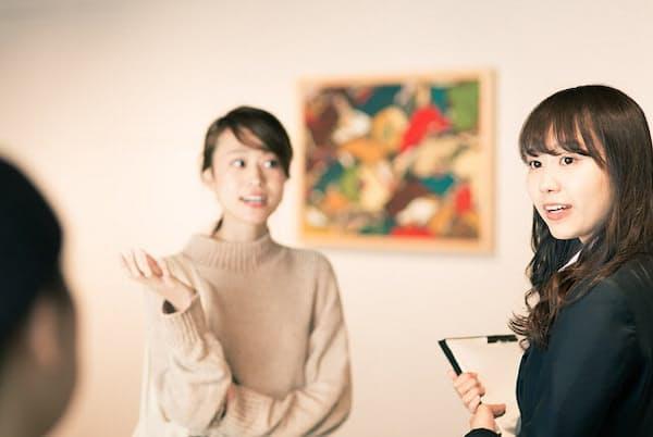 アート鑑賞は仕事の能力を鍛えることができる(写真はイメージ=PIXTA)