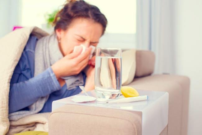 一般にビタミンCが風邪にいいと言われていますが…。写真はイメージ=(c)subbotina-123RF