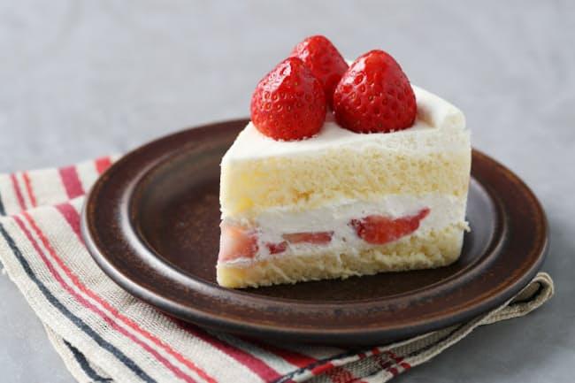 1位 アンリ・シャルパンティエ「ザ・ショートケーキ」