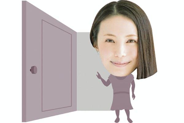 女優、エッセイスト。埼玉県出身。2003年、テレビドラマ「ビギナー」で主演デビュー。現在、「歪んだ波紋」(NHK・BSプレミアム、日曜午後10時から)に出演中。