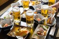 酒が好きな人ほど中性脂肪やコレステロールも高そうだと思われがちだが、実際はどうなのだろう。写真はイメージ=(c)taa22-123RF