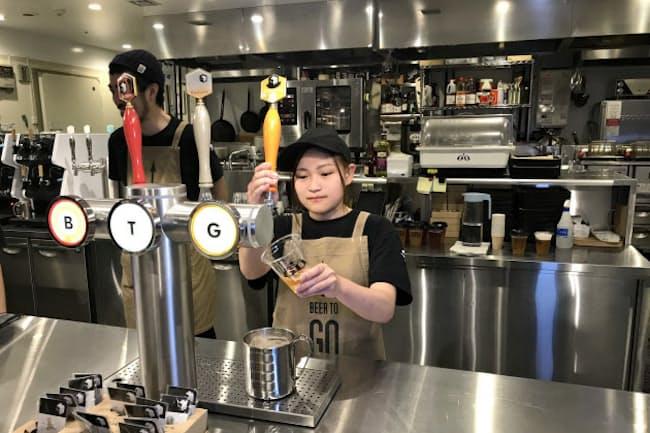 キリンビールはクラフトビールのサブスクリプション(定額課金)サービスを始めた